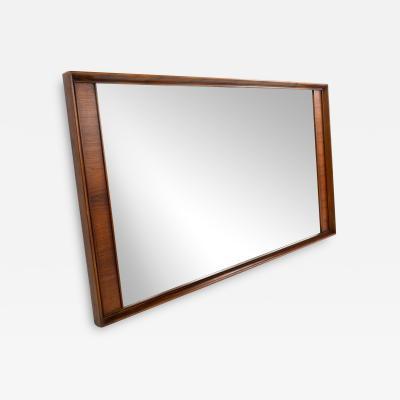 Kent Coffey Kent Coffey Perspecta Mid Century Long Dresser Mirror