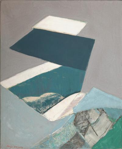 Kenzo Okada Composition