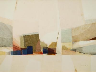 Kenzo Okada Untitled c 1970