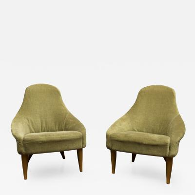Kerstin H rlin Holmquist Kerstin Horlin Holmquist Little Eva lounge Chairs