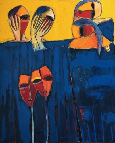 Khalid Nadif Untitled