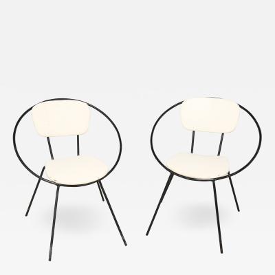 Kids Hoop Chairs a Pair