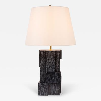 Kimille Taylor Paul Lamp by Kimille Taylor