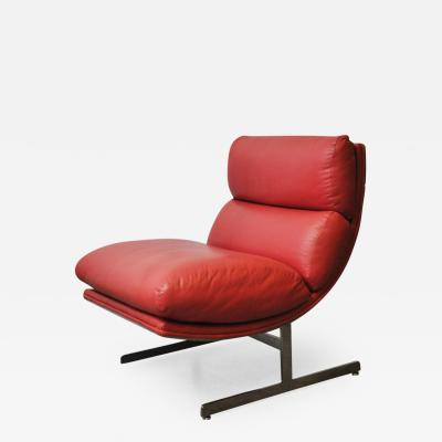 Kipp Stewart Kipp Stewart Arc Lounge Chair for Directional