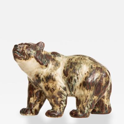 Knud Kyhn Bear Nr 20155 Produced by Royal Copenhagen
