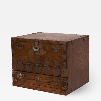Korean Wedding Chest Circa 1900