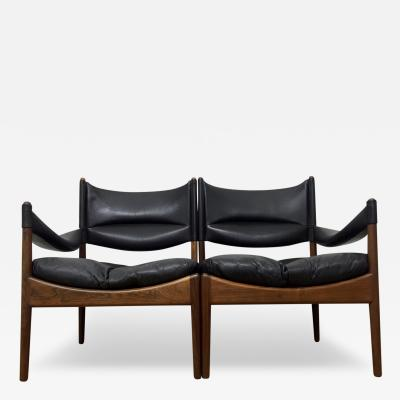Kristian Solmer Vedel 1960s Modus Sofas by Kristian Solmer Vedel