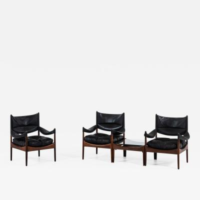Kristian Solmer Vedel KRISTIAN SOLMER VEDEL MODUS EASY CHAIRS