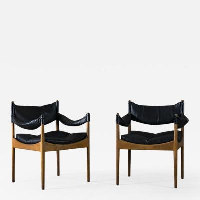 Kristian Solmer Vedel Kristian Solmer Vedel Modus Armchairs