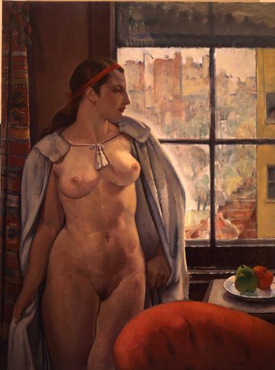 Leon Kroll Zelda Nude 1930