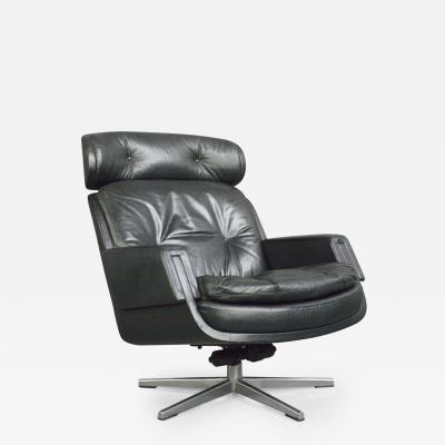 Kurt Hvitsj Mid Century Lounge Chair By Kurt Hvitsj For Isku Circa 1960s