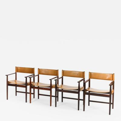 Kurt stervig Kurt Ostervig 4 Kurt Ostervig armchair No 414 for Sibast Furniture 60s