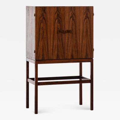 Kurt stervig Kurt Ostervig Bar Cabinet Produced by K P M bler
