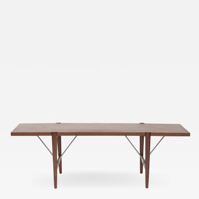 Kurt stervig Kurt Ostervig KURT STERVIG TEAK COFFEE TABLE