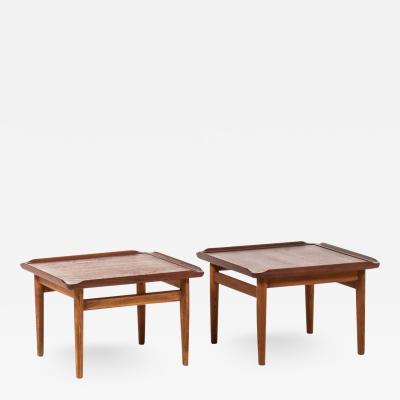 Kurt stervig Kurt Ostervig Side Tables Produced by Jason M bler