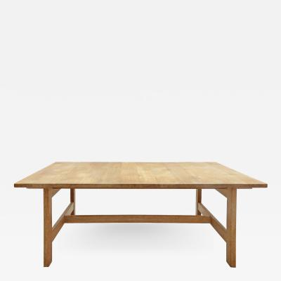 Kurt stervig Oak Coffee Table by Kurt Ostervig 1965
