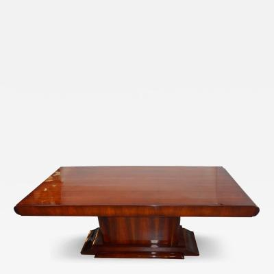 L on Jallot Dining Table By Leon Jallot C 1920s