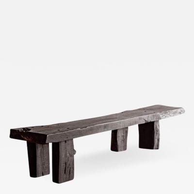 LARGE SCALE AMERICAN STUDIO BENCH