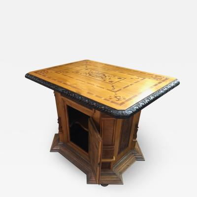 LATE BAROQUE TABLE