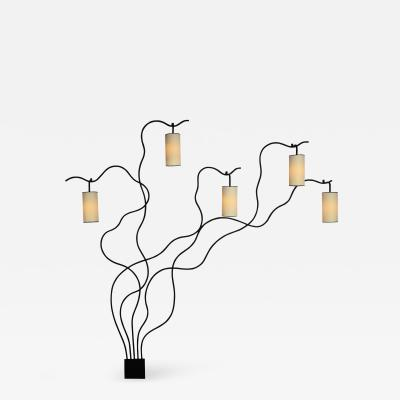 LIANE wall lamp by Jean Roy re