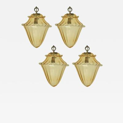 La Murrina Four Amber Lanterns by La Murrina