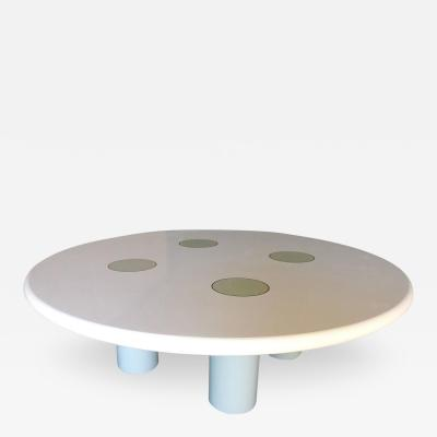 Lacquered Coffee Dining Table