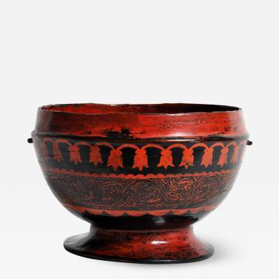 Lacquerware Bowl