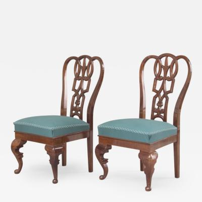 Lajos Kozma A Pair of Side Chairs