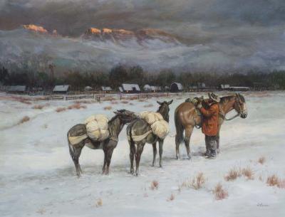 Lajos Markos Winter Move