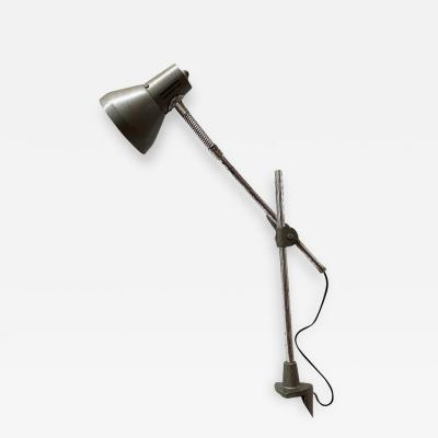 Lamp with clamp 1970s