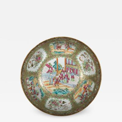 Large 19th Century Chinese Porcelain Bowl