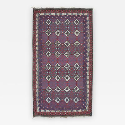 Large Antique Bakhtiari Kilim
