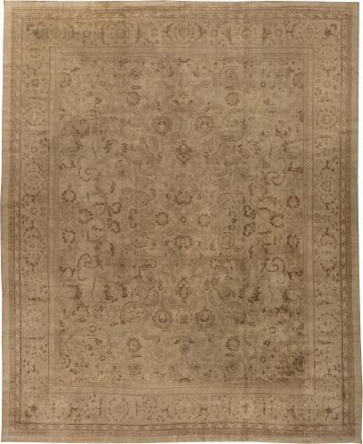 Large Antique Indiann Amritsar Rug