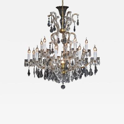 Large Bohemian chandelier Maria Theresia
