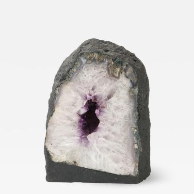 Large Crystal Amethyst Geode Specimen
