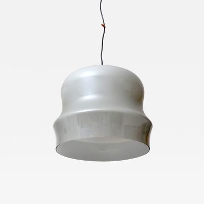 Large Glass Pendant Lamp Murano Italy
