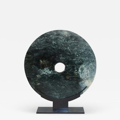 Large Jade Disc