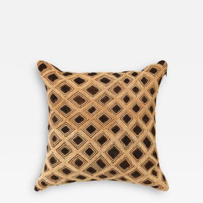 Large Kuba Cloth Cushion