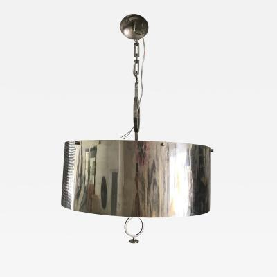 Large Metal Chandelier