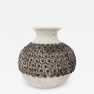 Large Mid Century Modern Ceramic Vase
