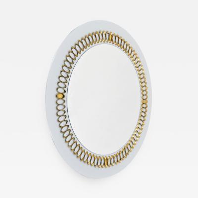 Large Mirror Manner of Garouste Bonetti