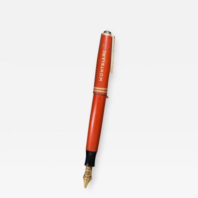Large Montblanc pen