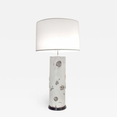 Large Roller Table Lamp