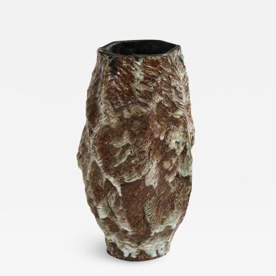 Large Sculptural Vase 2 by Dena Zemsky