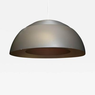 Large White Ceiling Lamp