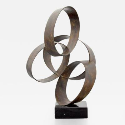Larry Mohr Large Larry Mohr Abstract Sculpture