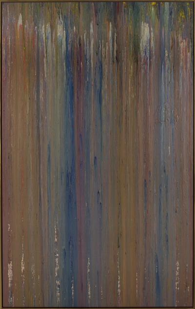 Larry Poons Untitled P22