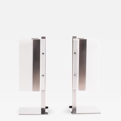 Lars Gunnar Nordstr m Pair of table lamps