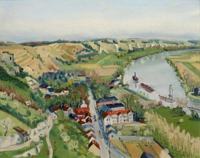 Laszlo Medgyes Loire Valley
