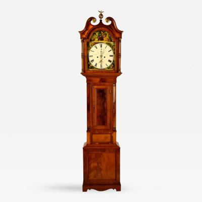 Late 18th Century Federalist Period Tall Case Clock